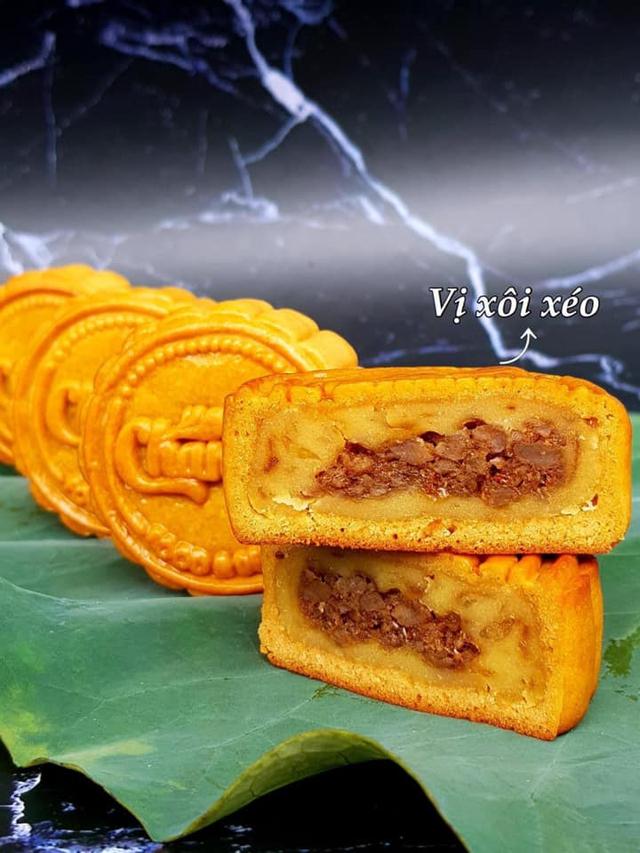 Các mẫu bánh Trung thu nhìn cái muốn mua ăn ngay vì ngon, đẹp và 6 cách ăn để không bị béo - Ảnh 6.