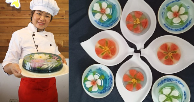 Các mẫu bánh Trung thu nhìn cái muốn mua ăn ngay vì ngon, đẹp và 6 cách ăn để không bị béo - Ảnh 4.