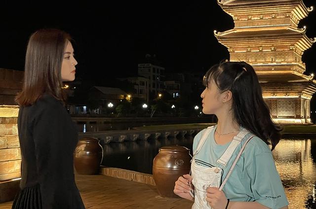 Đạo diễn cười đắc chí cảnh phim Thục Anh mắng Thu Quỳnh - Ảnh 1.