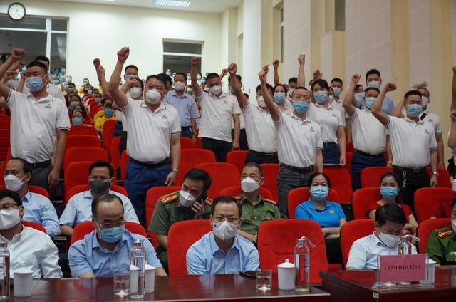 Đoàn thầy thuốc tình nguyện tỉnh Lào Cai tiếp sức cùng Bình Dương đẩy lùi đại dịch COVID-19 - Ảnh 4.