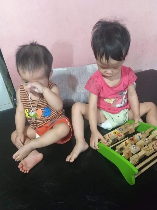 Xót xa mẹ nguy kịch vì bỏng nặng, hai con nhỏ không người chăm sóc phải gửi hàng xóm - Ảnh 4.