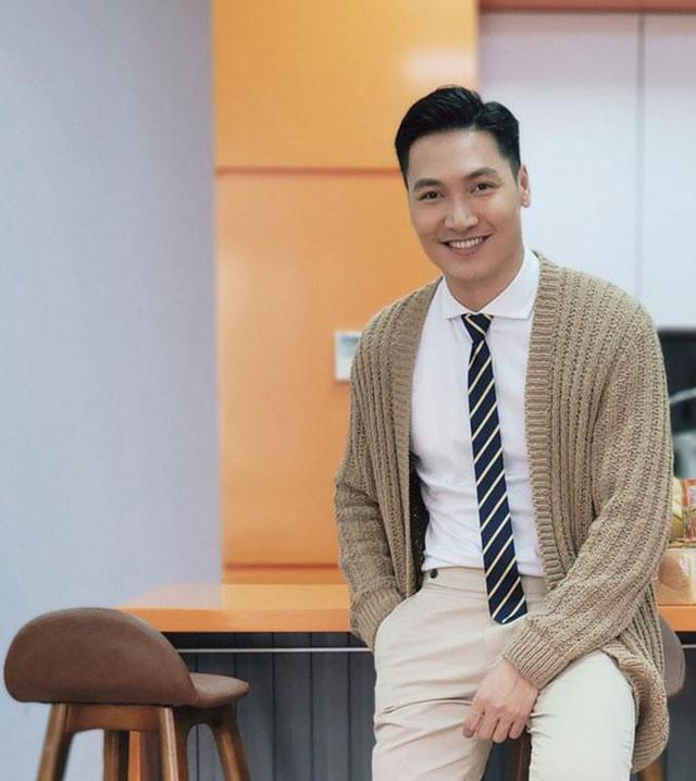 Mạnh Trường tiết lộ điểm tương đồng với Long 'Hương vị tình thân' - Ảnh 2.
