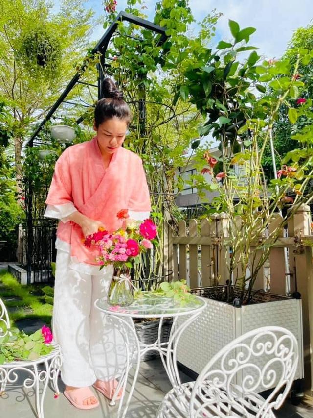 Nhật Kim Anh háo hức khoe thành quả trong những ngày ở nhà giãn cách - Ảnh 11.