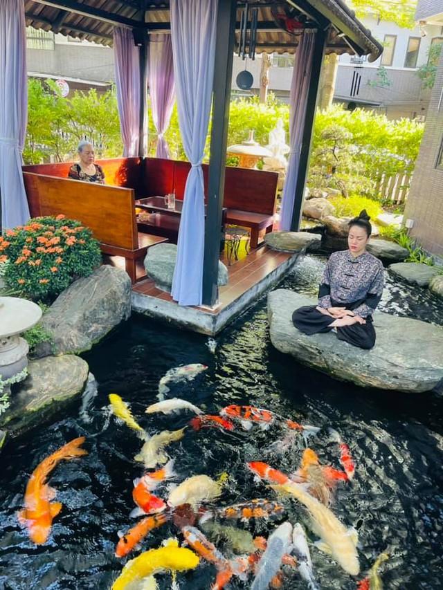 Nhật Kim Anh háo hức khoe thành quả trong những ngày ở nhà giãn cách - Ảnh 14.