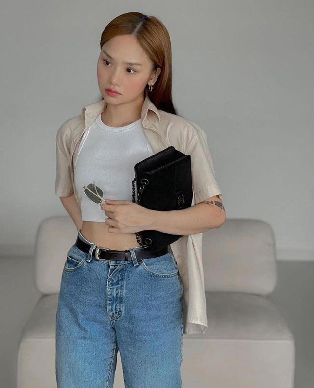 Jun Vũ eo bé bằng nắm tay - Thiều Bảo Trâm sexy tuổi 27 - Ảnh 7.