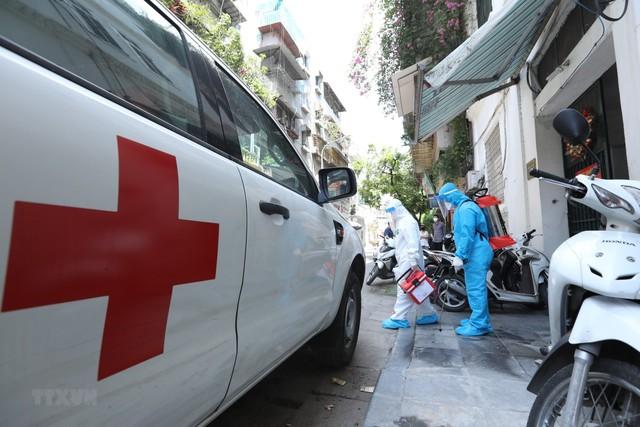 Hà Nội hướng dẫn giám sát y tế người về từ Phủ Lý, Hà Nam - Ảnh 1.