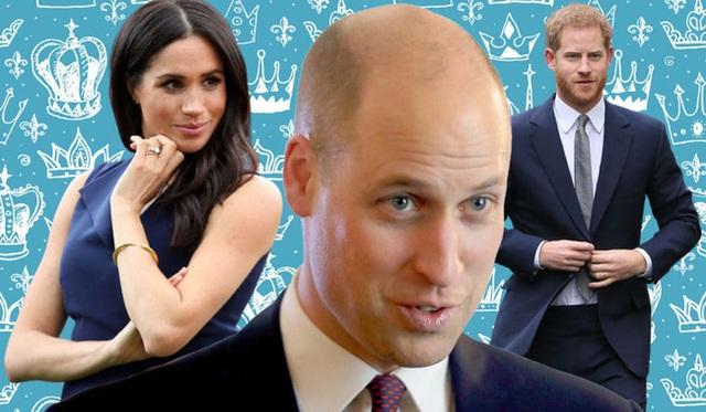 Hoàng tử William không đồng ý để vợ chồng Meghan làm lễ rửa tội cho con gái ở hoàng gia - Ảnh 3.