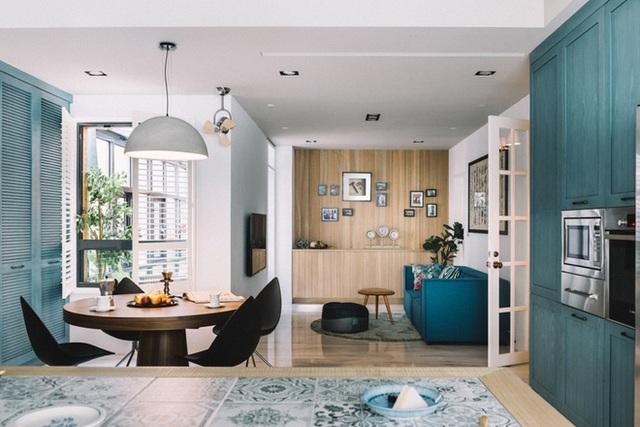 Ngôi nhà 36m² vừa đẹp vừa tiện ích dành cho gia đình 3 thế hệ - Ảnh 1.