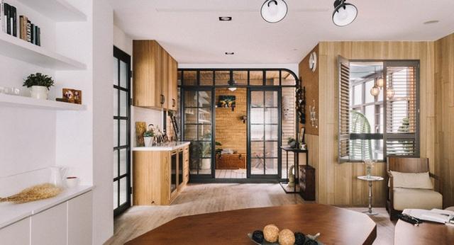 Ngôi nhà 36m² vừa đẹp vừa tiện ích dành cho gia đình 3 thế hệ - Ảnh 12.