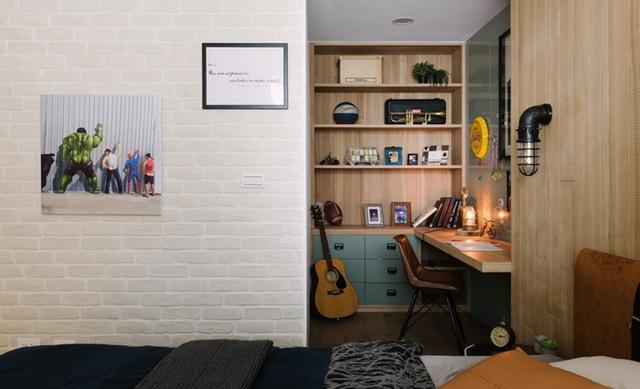 Ngôi nhà 36m² vừa đẹp vừa tiện ích dành cho gia đình 3 thế hệ - Ảnh 22.
