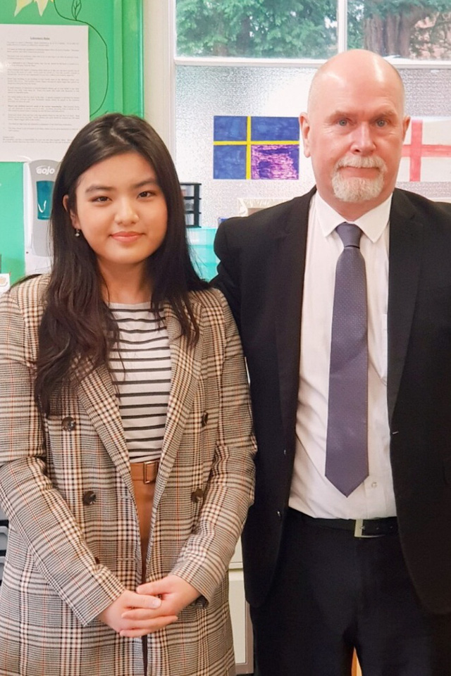 Nữ sinh Việt 17 tuổi học vượt cấp, trúng tuyển 5 đại học lớn của nước Anh  - Ảnh 2.