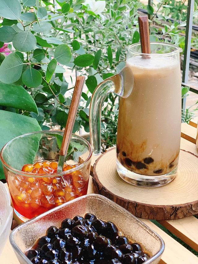 Ở nhà mùa dịch, học cách làm trà sữa ngon như ngoài hàng  - Ảnh 4.