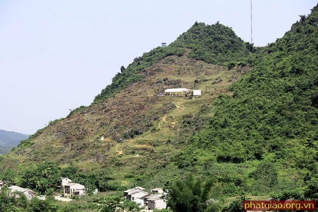 Khởi công xây dựng chùa Phật tích Trúc Lâm Bản Giốc 5
