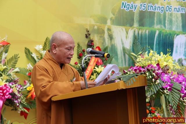 Khởi công xây dựng chùa Phật tích Trúc Lâm Bản Giốc 2