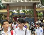"""Hà Nội: Chính thức công bố """"tỷ lệ chọi"""" vào lớp 10 THPT công lập"""