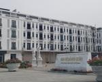 Dự án của Công ty Đại Hoàng Sơn ở khu vực Nhà khách tỉnh Bắc Giang: Làm cũng hơi tắt một chút (?)