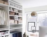 4 kiểu tủ quần áo phong cách và tiện lợi cho mọi ngôi nhà