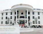 Đang từ mặt đường lớn, nhà khách tỉnh Bắc Giang chui sâu vào lòng dự án của Công ty Đại Hoàng Sơn