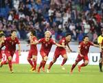 Tuyển thủ Việt Nam nói gì với người thân sau trận thắng Jordan?