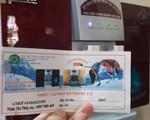 Văn bản cho phép cá nhân, tổ chức lấy tư cách phường Thổ Quan bán máy lọc nước là giả mạo
