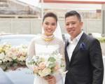 Không gian sang trọng trong lễ vu quy, tân hôn của Giang Hồng Ngọc