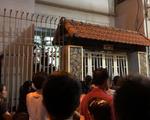 Hà Nội: Thau rửa bể ngầm, 1 nam thanh niên tử vong