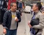 """Duy Mạnh bị chỉ trích khi giới thiệu 'gái Việt Nam"""" với người đàn ông nước ngoài"""
