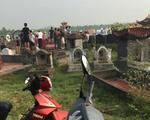 Người phụ nữ bị sát hại, vứt thi thể trong nghĩa trang