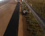 Vụ 3 công nhân bị ô tô đâm thương vong trên cao tốc ở Bắc Giang: Thêm một nạn nhân tử vong