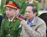 Bị cáo Trương Minh Tuấn: 'Con người không phải thánh nhân nên không thể tránh khỏi sai phạm'