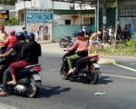Người đàn ông bị ôtô cán tử vong trên đường đi khám bệnh về
