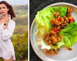 Đừng dại nghĩ ăn chay để giảm cân, hãy học ngay mỹ nhân này công thức để sở hữu cơ thể thon gọn