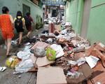 Nhiều sự cố tai nạn không kịp trở tay vì núi rác thải giữa Thủ đô