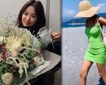 Song Hye Kyo giản dị đón sinh nhật tuổi 38 nhưng hình ảnh gợi cảm mới là điểm nhấn gây chú ý
