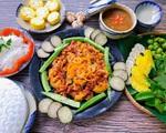 Món ngon dễ làm ngày Tết (3): Thịt heo rừng nướng chấm mắm nêm