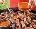 Công thức sốt nướng dùng cho tất cả các loại thịt và hải sản chuẩn nhà hàng