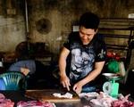 Giá thịt lợn giảm, thấp nhất 72.000 đồng/kg