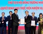 Đại học Y Hà Nội lần đầu tiên có Chủ tịch Hội đồng Trường