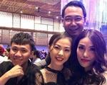 """Tình huống 'bơ đẹp' của các cặp sao Việt: Thúy Vân và chồng Lan Khuê tránh né tuyệt đối, khó hiểu nhất là thái độ """"như người dưng"""" của vợ chồng Lệ Quyên"""