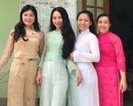 10.000 áo dài 0 đồng gửi các cô giáo miền Trung sau bão lũ