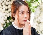 NSƯT Thành Lộc, Bảo Chung viếng nghệ sĩ Ánh Hoa