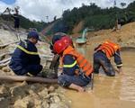 Cứu hộ ở Rào Trăng 3: Phát hiện nhiều hiện vật dưới lòng sông