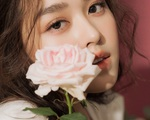 Ngắm sắc vóc ngọt ngào quyến rũ ở tuổi 20 của á hậu Tường San trước khi lên xe hoa