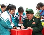 Người chỉ huy xe tăng 390 húc đổ cổng Dinh Độc Lập mong muốn điều gì khi 'truyền lửa' cho học sinh?