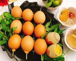 Hội chị em giảm cân đừng bỏ qua 3 công thức làm trứng nướng siêu đơn giản, ít calo và ăn là nghiện bằng nồi chiên không dầu này