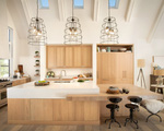 Ngôi nhà gây thương nhớ với đồ dùng bằng gỗ