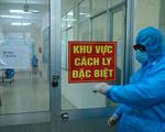 Bộ Y tế thông tin chính thức về ca nhiễm COVID-19 đầu tiên ở Hà Nội