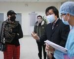 Bệnh nhân không hợp tác, bác sĩ phải ra sức thuyết phục người nghi nhiễm nCoV ở lại cách ly