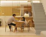 Ngôi nhà có tuổi đời 70 năm 'lột xác' thành không gian hiện đại, tiện nghi dành cho gia đình trẻ