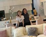 Phượng Chanel ghé thăm biệt thự mới của Ngọc Trinh, hé lộ nội thất gây choáng bên trong